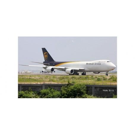Herpa 612241 Flygplan UPS Boeing 747-8F
