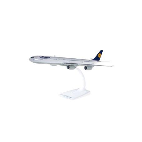 Herpa 610025 Flygplan Lufthansa Airbus A340-600