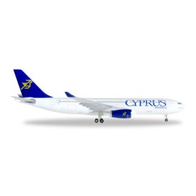 Herpa 527927 Flygplan Cyprus Airways A330-200