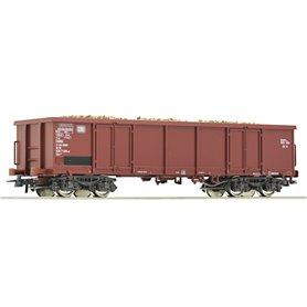 Roco 00033 Öppen godsvagn Eaos 535 7 019-8 typ DB med last av betor