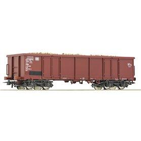 Roco 00034 Öppen godsvagn Eaos 535 6 341-7 typ DB med last av betor