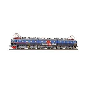 """Roco 69755 Ellok klass Dm3 typ SJ """"Transport för LKAB"""" - 1223 / 1241 / 1224 Baron"""