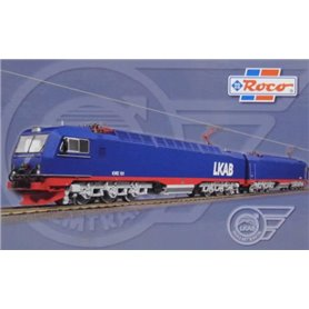 "Roco 63750 Ellok klass SJ typ IORE ""LKAB"" 102 / 101"