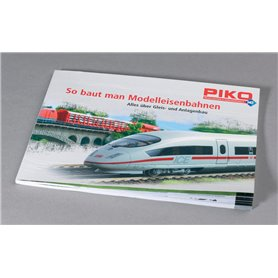 Piko 99853 Bok H0 A-Track Layout Book, German