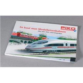 Piko 99853 Bok H0 A-Track Layout Book, German