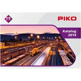 Media KAT484 Piko Katalog 2019 TT, 40 sidor
