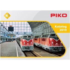 Media KAT485 Piko Katalog 2019 N, 40 sidor