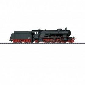 Märklin 37119 Ånglok med tender klass 18.1 typ DB