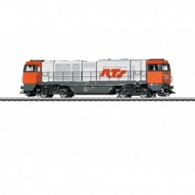 Märklin 37214 Diesellok klass G 2000 BB 'RTS'