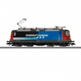 Märklin 37306 Ellok klass Re 4|4 II typ SBB|CFF|FFS 'Zugkraft Aargau'