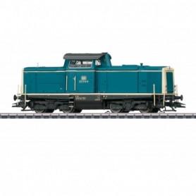 Märklin 39212 Diesellok klass 212 typ DB 'Ocean Blue'