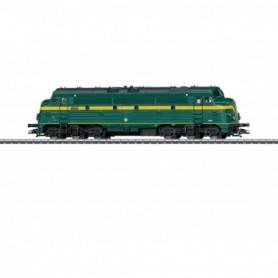 Märklin 39678 Diesellok klass 53 typ SNCB|NMBS