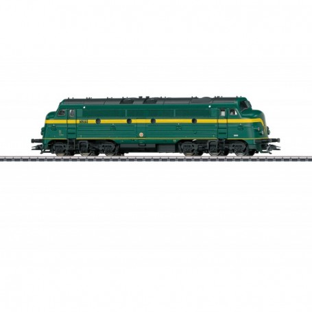 Märklin 39678 Diesellok klass 53 typ SNCB NMBS
