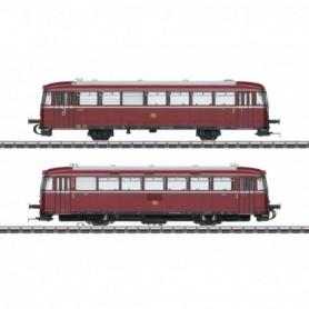 Märklin 39978 Rälsbuss med släp klass VT 98.9 typ DB