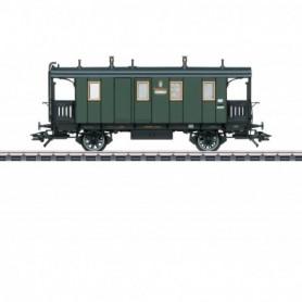 Märklin 42061 Post|baggagevagn typ PPostL K.Bay.Sts.B