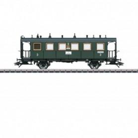 Märklin 42081 Personvagn 3.e klass typ K.Bay.Sts.B