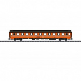 Märklin 43521 Personvagn 2.a klass typ SNCB|NMBS