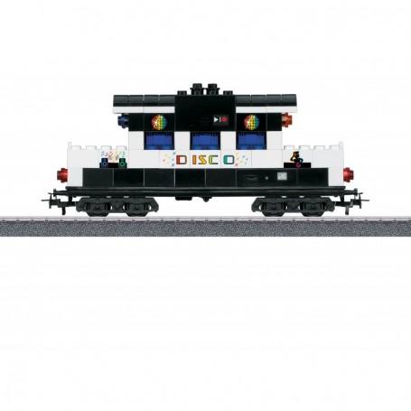 Märklin 44738 Godsvagn 'Building Block'