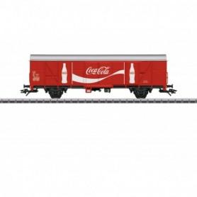 Märklin 47366 Godsvagn Gbs typ SJ 'Coca Cola'