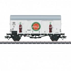 Märklin 48833 Godsvagn Ghs typ DB 'Coca Cola'