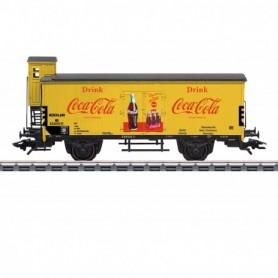 Märklin 48936 Godsvagn G10 typ NS 'Coca Cola'