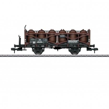 Märklin 58724 Syratransportvagn typ DB 'Degussa'