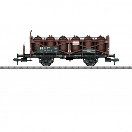 Märklin 58726 Syratransportvagn typ DR 'VEB ECK Bitterfield'