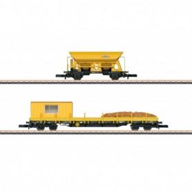Märklin 82425 Vagnsset med 3 godsvagnar typ DBG