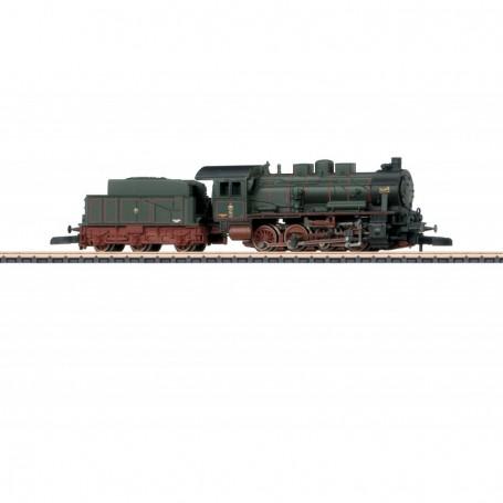 Märklin 88985 Ånglok med tender klass G 8.1 typ K.P.E.V.