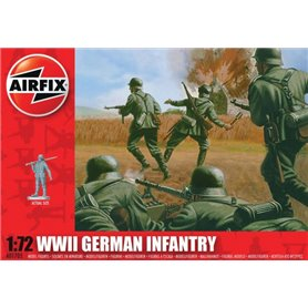 Figurer WWII German Infantry