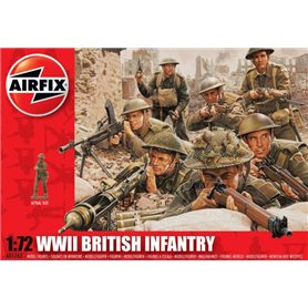 Figurer WWII British Infantry