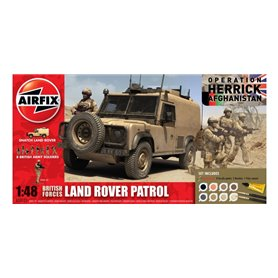"British Forces Land Rover Patrol ""Gift Set"""