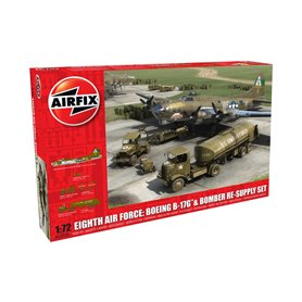 Eighth Air Force: Boeing B-17G™ & Bomber Re-supply Set