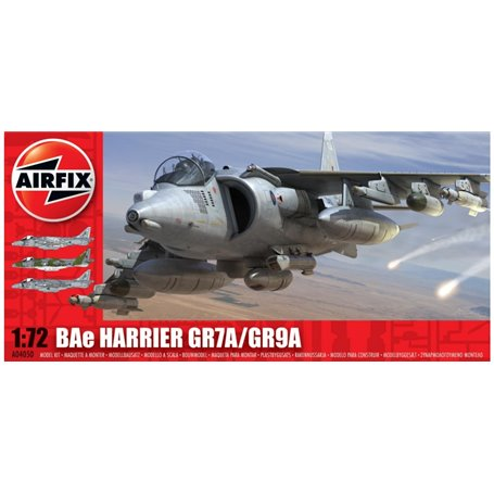 Flygplan BAe Harrier GR7A/GR9A