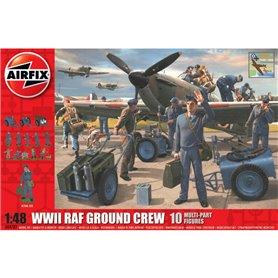 WWII RAF Ground Crew
