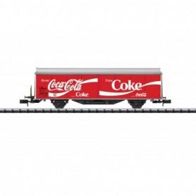 Trix 15223 Godsvagn Hbils-vy typ SBB|CFF|FFS 'Coca Cola'