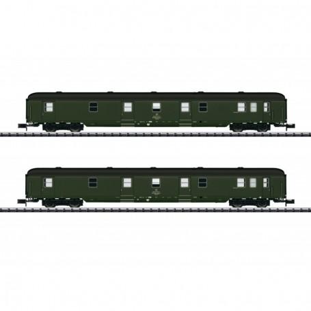Trix 15311 Vagnsset med 2 personvagnar 'GEX' typ DR