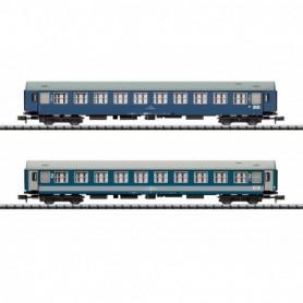 Trix 15371 Vagnsset med 2 personvagnar typ MAV 'Orient Express'