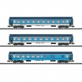 Trix 15935 Vagnsset med 3 personvagnar UIC Y typ CD