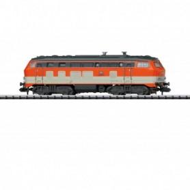 Trix 16280 Diesellok klass 218 143-6 typ DB 'City Bahn'