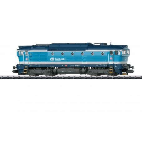 Trix 16738 Diesellok klass 754 typ CD