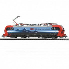 Trix 22296 Ellok klass 193 465-2 typ SBB|CFF|FFS 'Cargo International'
