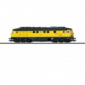Trix 22402 Diesellok klass 233 typ DB AG 'Tiger' 'DB Bahnbau Gruppe'