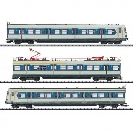 Trix 22655 Eldrivet motorvagnståg klass 420 typ DB 'S-Bahn'