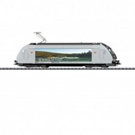 Trix 22910 Ellok klass EL 18 typ NSB 'Se Norge Ta Toget'