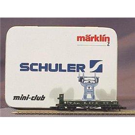 """Märklin 80012 Museumsvagn 2001 Godsvagn """"Schuler"""" Wurttemberg"""