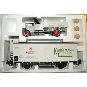 "Märklin 58311 Museumsvagn 1997 ""Kauffmann Klostersenf"" typ DR"