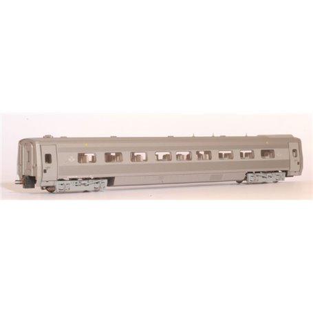 Jeco X2-A416 Extravagn UB2 2826 grå 2:a klass X2000