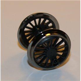 Roco 130862 Drivhjul, 1 st utan slirskydd passar för bl.a. Rocos DA