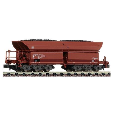 Fleischmann 852707 Självavlossande vagn Falns 150 666 4 249-3 typ DB med last av kol